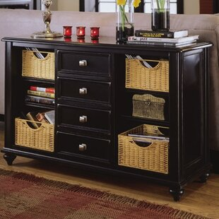 Wheelock Black Accent Chest