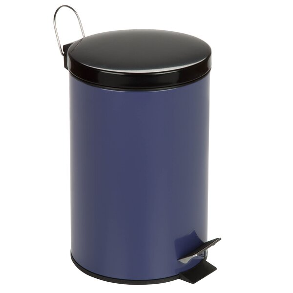 Preferred Purple Trash Can | Wayfair BI24