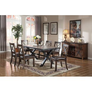 Mccarley 7 Pieces Dining Set