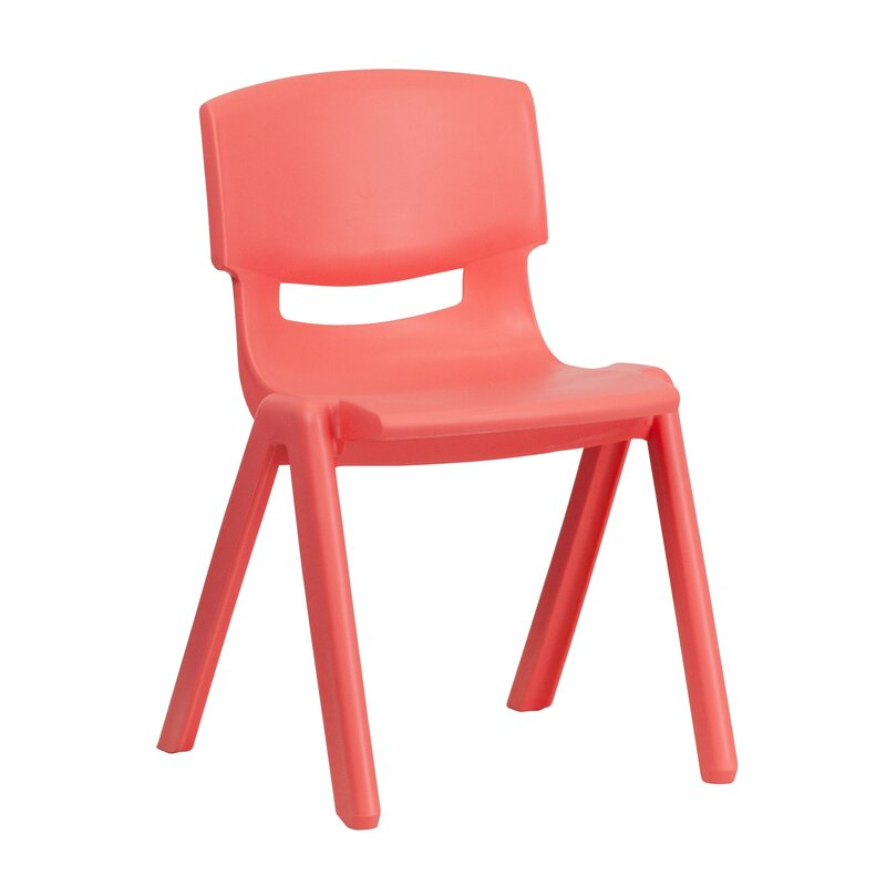 Stackable Personalized Kids Desk Chair