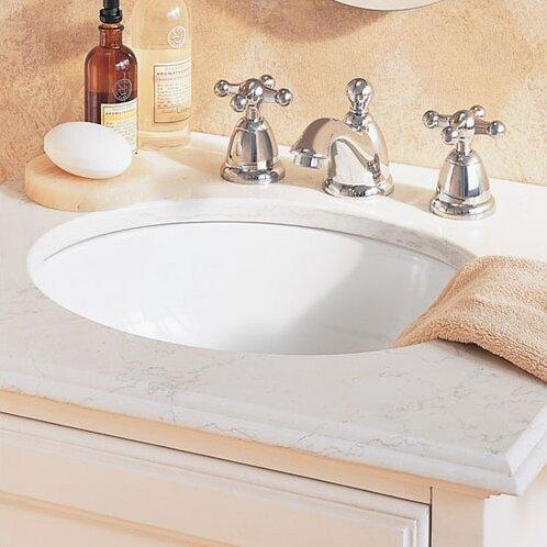 American standard ovalyn universal access oval undermount - American standard undermount bathroom sinks ...