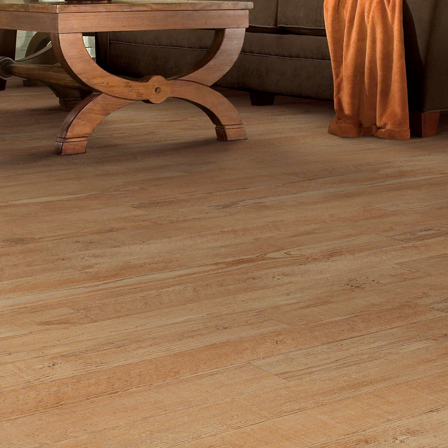 Shaw Floors Lincolnshire 12mm Hickory Laminate Flooring In Yarburgh Wayfair