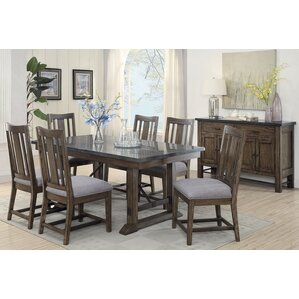 Westbrook 7 Piece Dining Set by Infini Furnishings