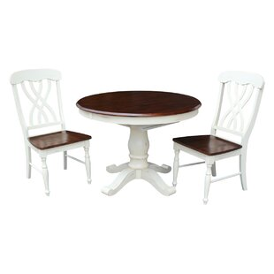 Lewis 3 Piece Dining Set 2019 Online