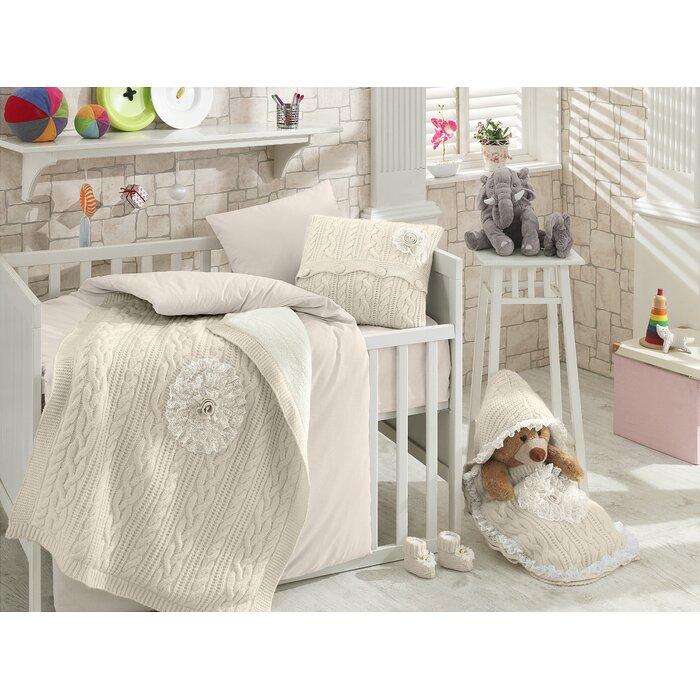 Greyleigh Cottonwood 6 Piece Crib Bedding Set Reviews Wayfair Ca