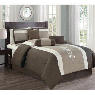 Westerfield 7 Piece Soft Comforter Set
