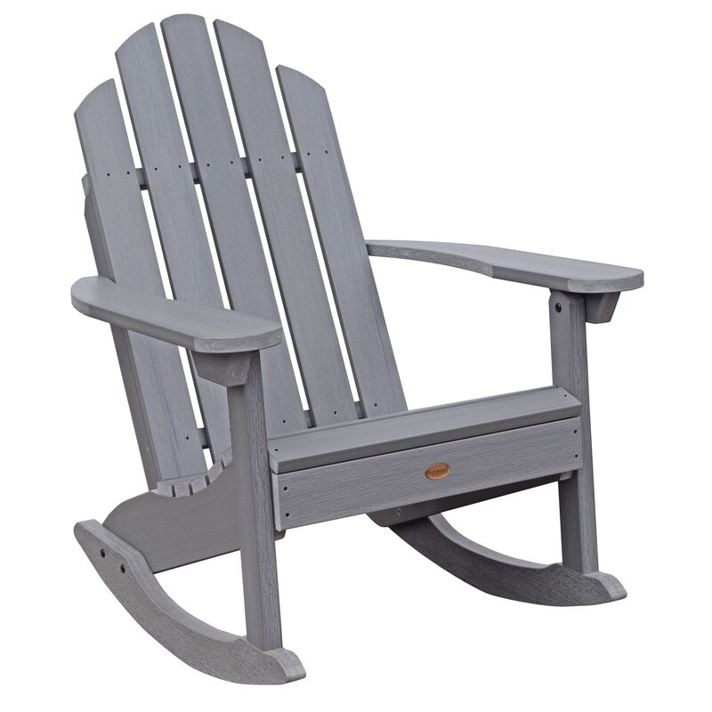 Attrayant Harald Adirondack Rocking Chair