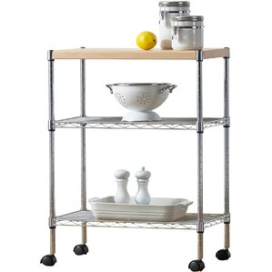 Charming Jackson Kitchen Cart