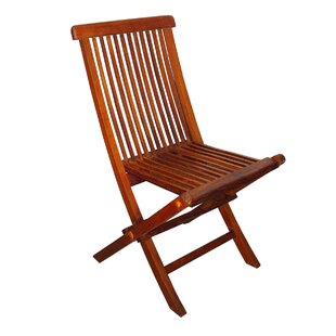 Terrace Mates Solid Wood Dining Chair (Set of 2)
