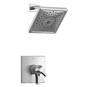 Buy Zura Pressure Balance Monitor 17 Series Shower Trim with Double Handle!