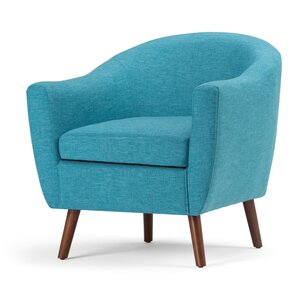 Roundstone Barrel Chair by Simpli Home