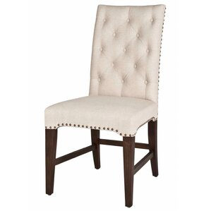 Parfondeval Upholstered Side Chair (Set of 2) by Lark Manor