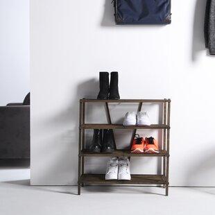 Shoe organizer furniture Space Saving Quickview Birch Lane Shoe Storage Birch Lane
