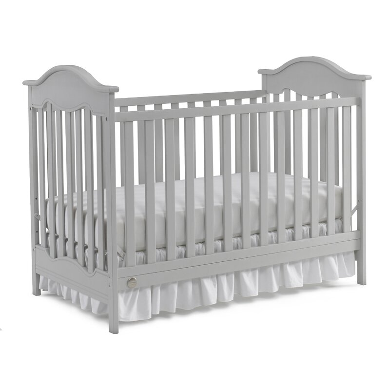 Charlotte 3 In 1 Convertible Crib