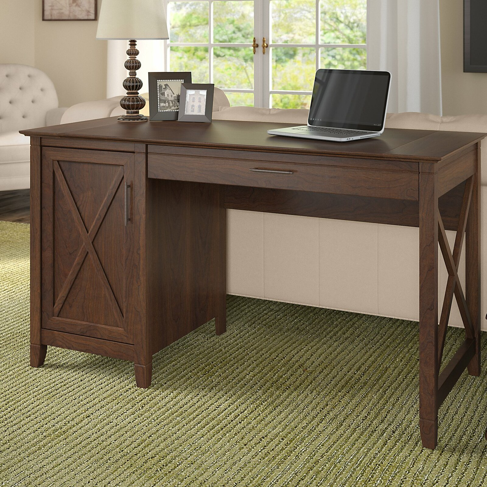 oregon handles single desk pedestal product