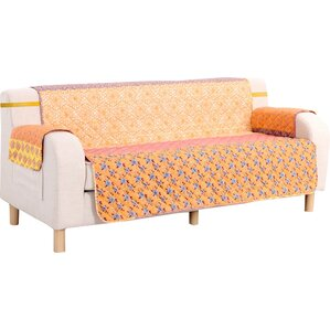 Escapade Box Cushion Sofa Slipcover by Pegasus Home Fashions