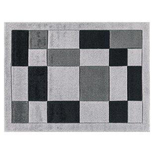 Havana Grey/Black Rug by Metro Lane