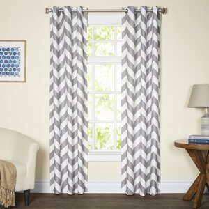 Burghfield Curtain Panels (Set of 2)