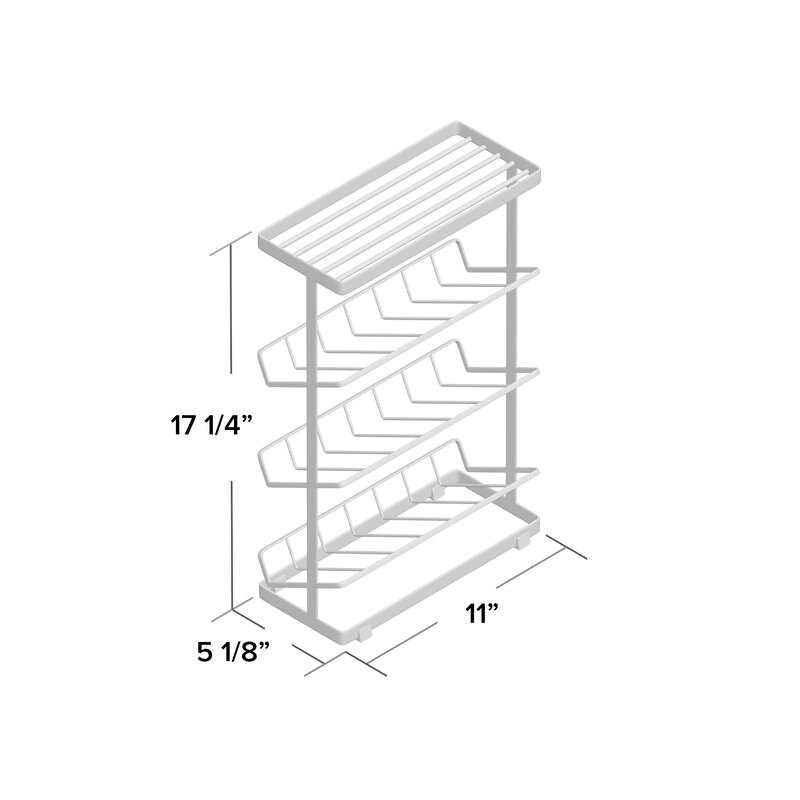 Canel Free Standing Shower Caddy