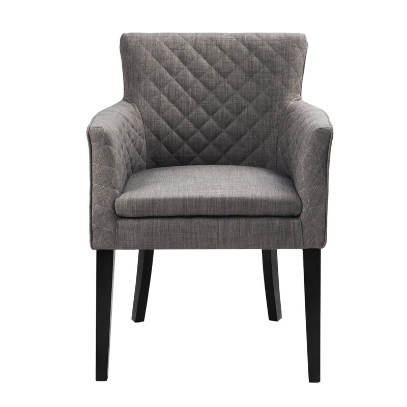 Armed Upholstered Kitchen Dining Chairs Youll Love Wayfair