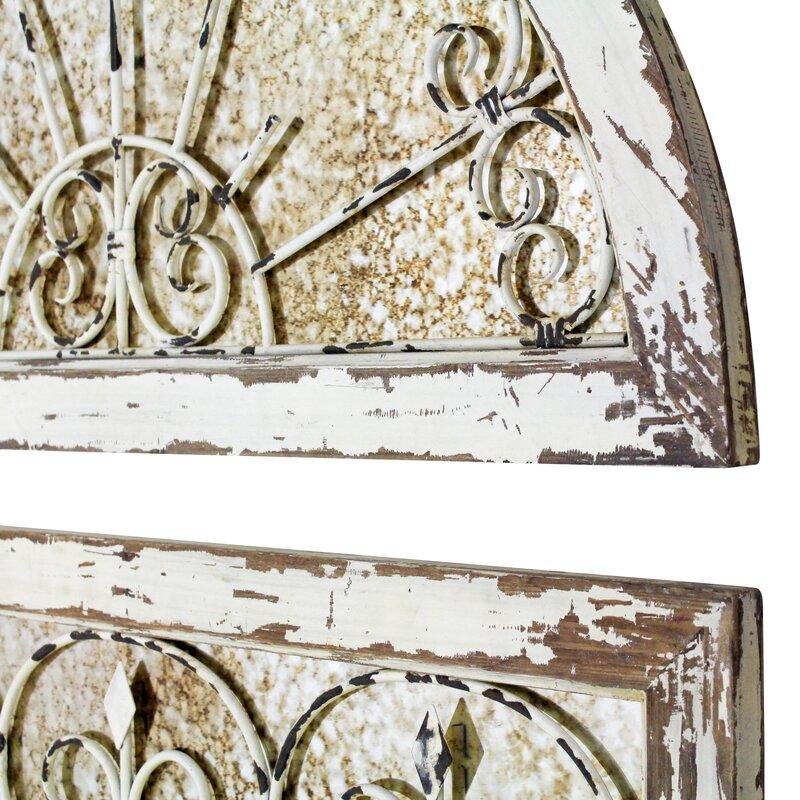 Ophelia & Co. 2 Piece Arch Wall Décor Set   Wayfair