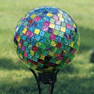 Art Glass Garden Gazing Globe