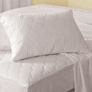 Antibacterial Pillow Protector (Set of 2) by Linen Depot Direct
