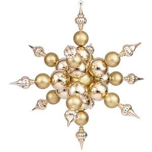 Radical Snowflake Ornament