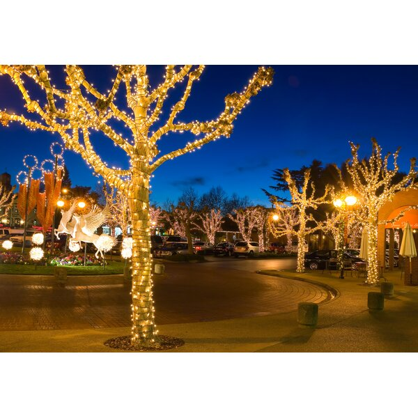 Outdoor Solar Lights For Trees | Wayfair