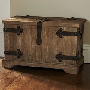 Lovely Small Victorian Storage Trunk