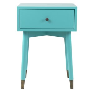 Blubaugh End Table With Storage