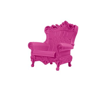 Queen of Love Lounge Chair by Design of Love