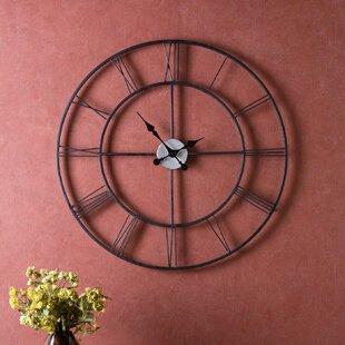 fresh idea whimsical clocks. Oversized 30 Black Decorative Wall Clock Modern Clocks AllModern  Fresh Idea Whimsical Home Design Plan