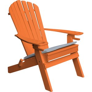 Perfect Aryana Adirondack Chair With Cup Holder