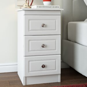 White Bedside Table white bedside tables | wayfair.co.uk