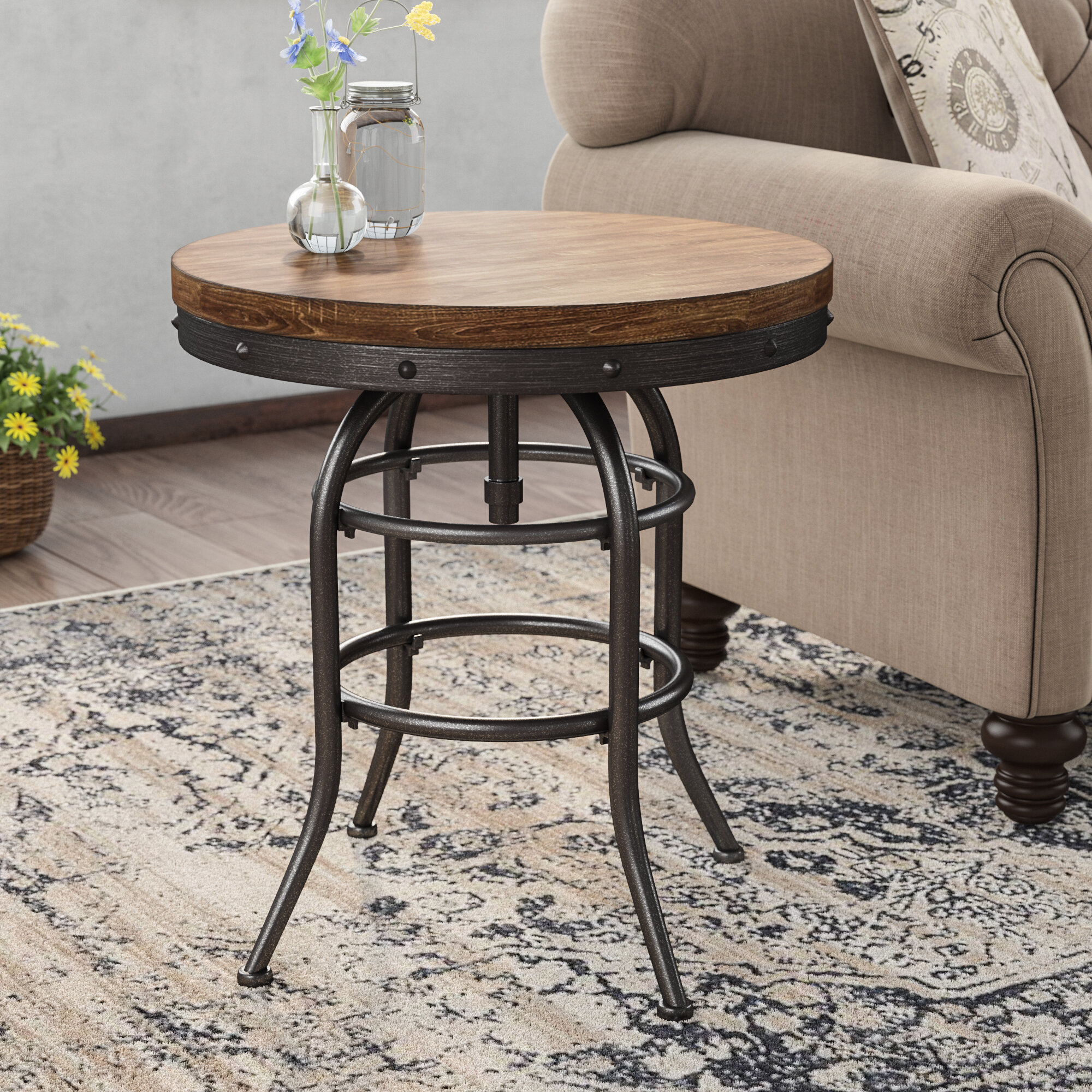 Likens End Table