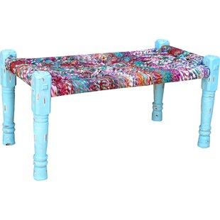 Sitzbänke Muster Ikat