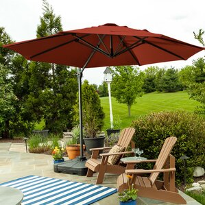 Cantilever Umbrellas Youll Love Wayfair
