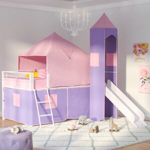 Starr Tent Bunk Bed by Viv + Rae