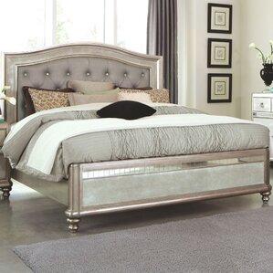 annunziata upholstered platform bed