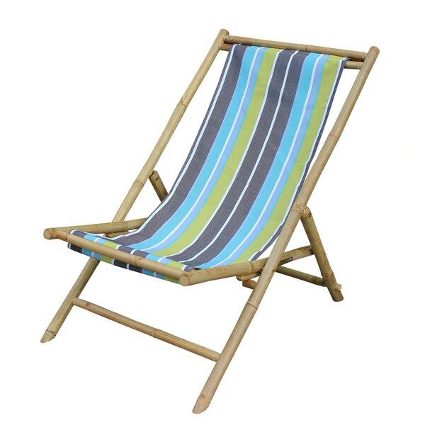 ZEW Sling Folding Beach Chair U0026 Reviews | Wayfair
