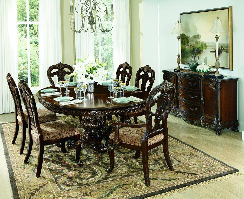 Astoria Grand Chalus 7 Piece Dining Set & Reviews | Wayfair