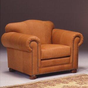 Sedona Armchair by Omnia Leather