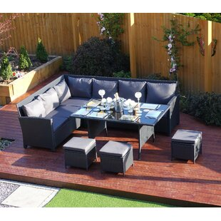 Grey Garden Furniture Sets Wayfair Co Uk