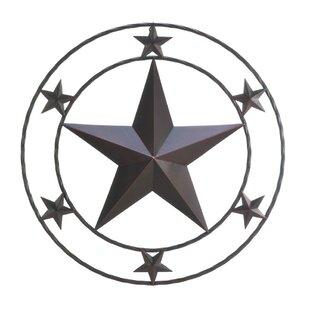 Metal Texas Star Wayfair