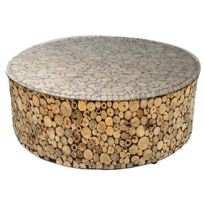 Soledad Coffee Table by Lo..