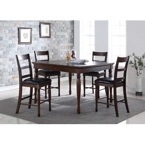 Jeremy Counter Height Dining Table by Latitude Run