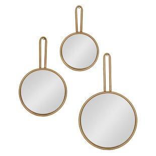 Small Decorative Mirror Sets Wayfair