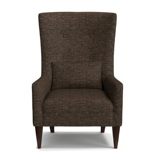 Grey Wingback Accent Chairs Youu0027ll Love | Wayfair