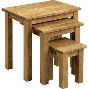 Peaslee 3 Piece Nest of Tables